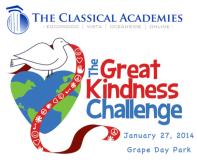 TCA Great Kindness Challenge