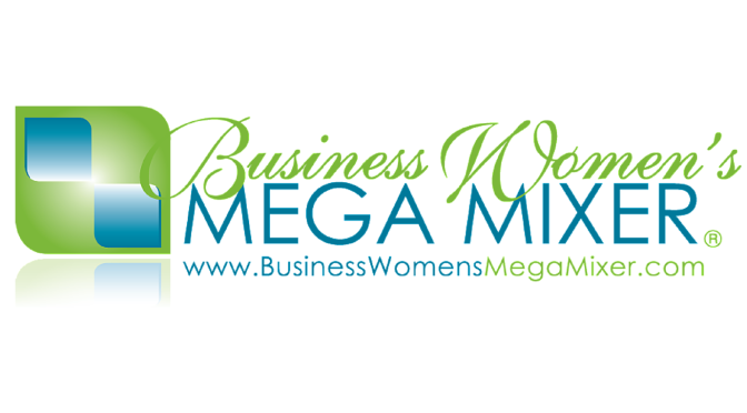 Business Women's Mega-Mixer
