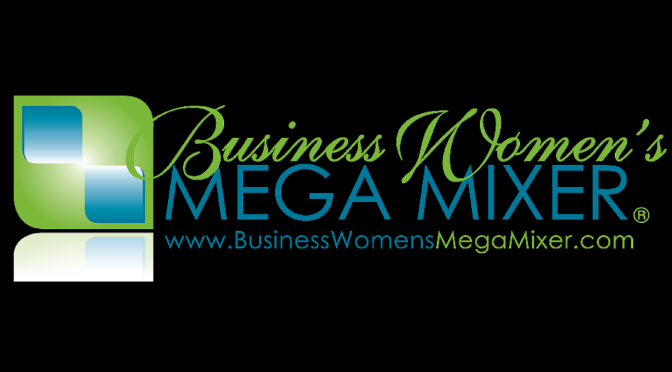Women's History Month – Mega-Mixer!