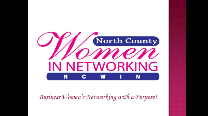North County Women in Networking Fundraiser (May 5, 2016)