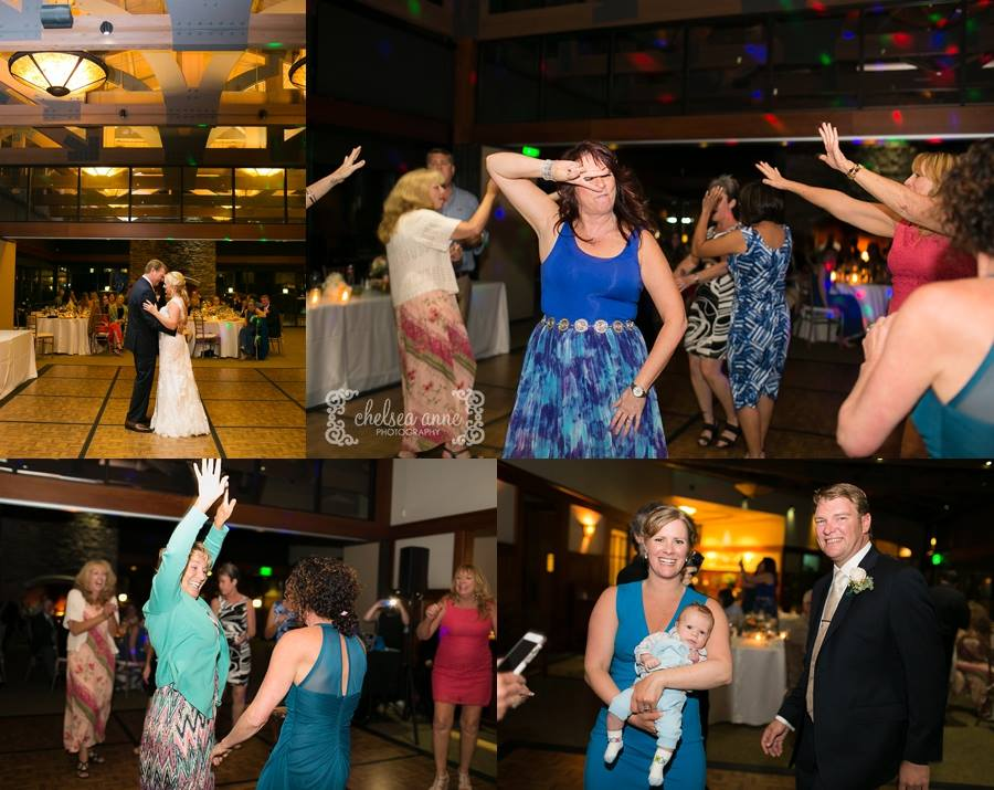 1st Dance and Dance Floor Collage