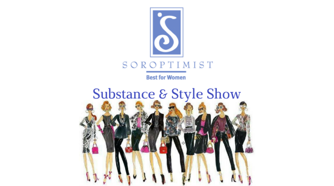 Featured Image - Substance & Style Fashion Show