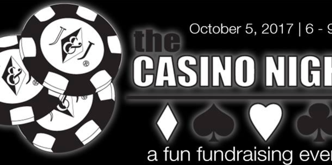 The Casino Night – a fun fundraising event