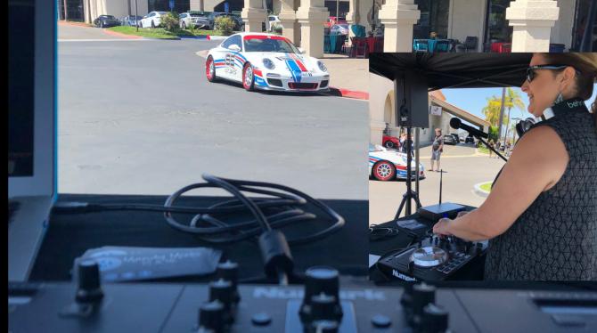 Porsche 70th Birthday Customer Event!