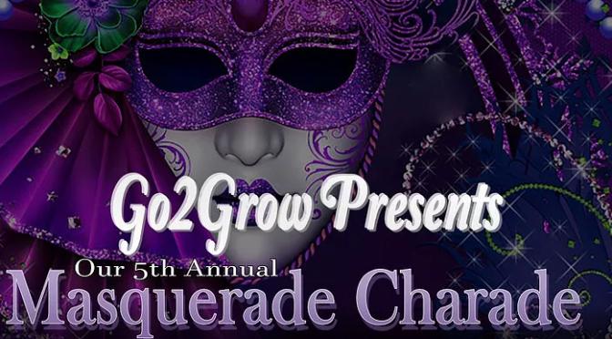 Go2Grow Masquerade Fundraiser