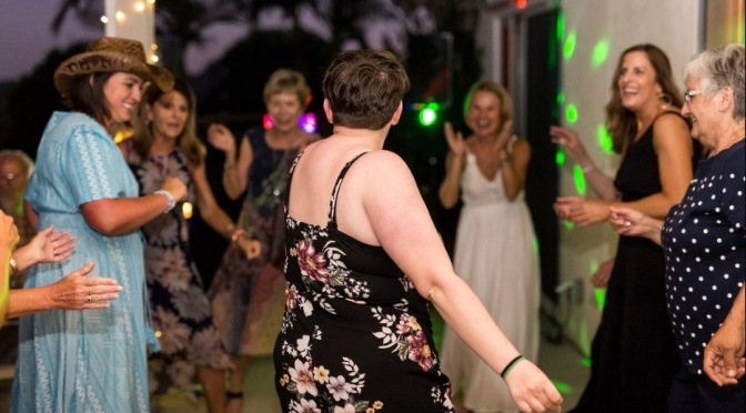 Wedding (Backyard in Valley Center, CA)