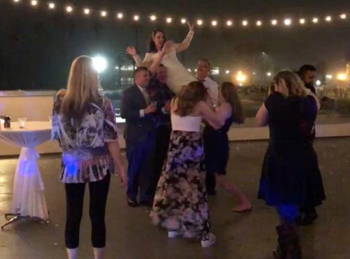 Wedding: Josh + Julie (Springhill Suites – Oceanside)