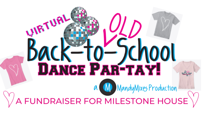 Milestone House Virtual Dance + Fundraiser